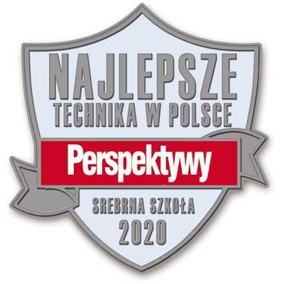 srebrna szkoła 2020