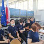 Uczestnicy projektu Erasmus+ / ZST Radom